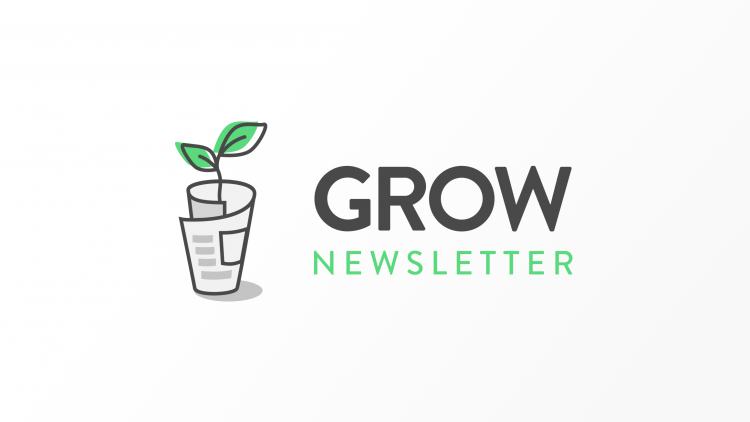 grow newsletter logo